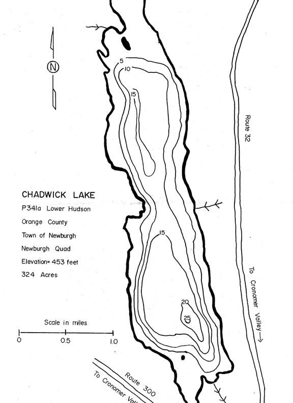 lakes and streams in orange county ny by orange county ny