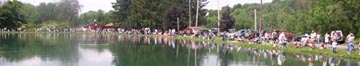 2003 Junior Fishing Derby draws over 300 kids